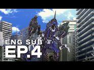 ZOIDS WILD SENKI Episode4 -English Sub-