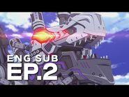 ZOIDS WILD SENKI Episode2 -English Sub-