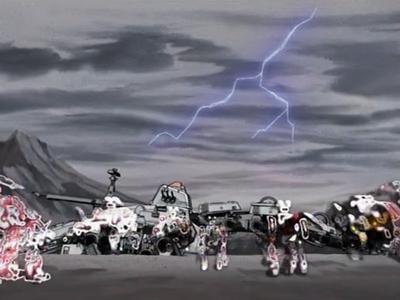 Zoids: Chaotic Century Episode 60