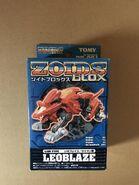 Leoblaze box front