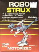 Robo Strux Runna box front