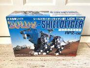 Shield Liger 1983 box front