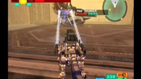 Zoids Battle Legends - Republic Mission 16A
