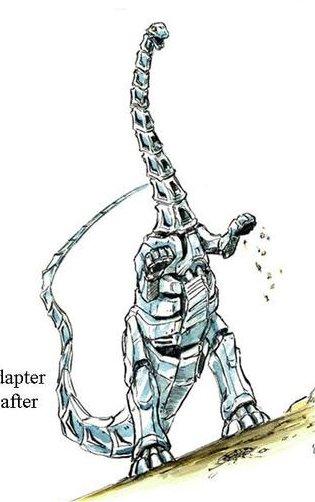 Bio Diplodocus