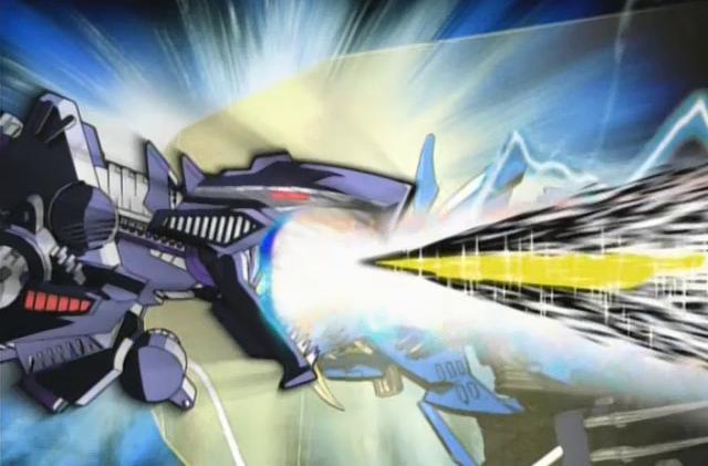 Zoids: Chaotic Century Episode 33