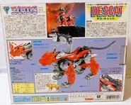 Descat box back