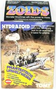 Hydrazoid box front