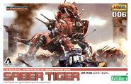 Saber Tiger 006