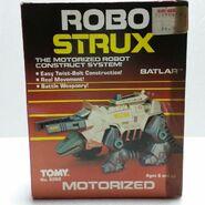 Robo Strux Batlar box front