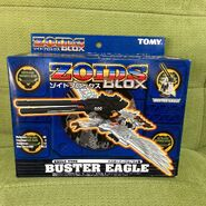 Buster Eagle box front