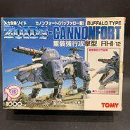 Cannonfort 1983 box front