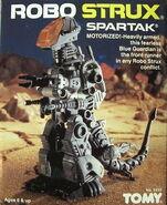 Spartak variant box front