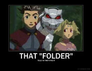 That folder