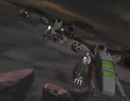 Black Redler anime