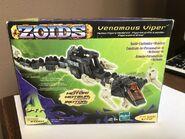 Stealth Viper hasbro box front