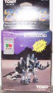 Stegazoid box front