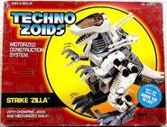 Techno Zoids Strike Zilla box front crop