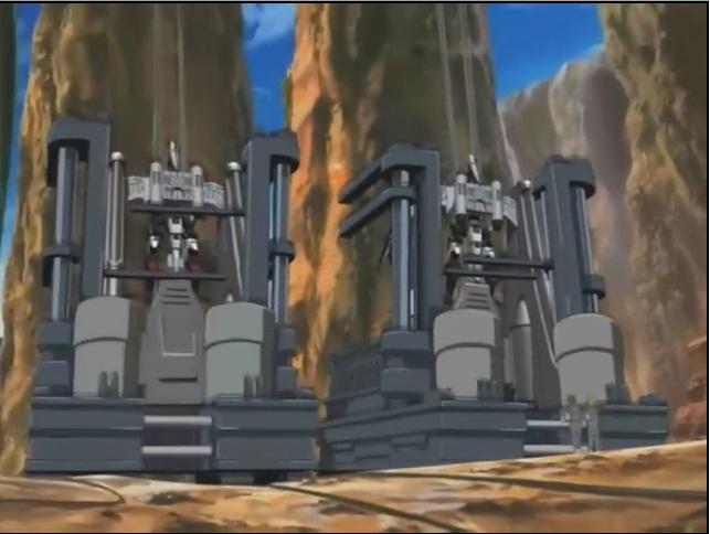 Zoids: Chaotic Century Episode 58