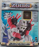 Gorilla Tron hasbro box front