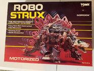 Robo Strux Gordox box front