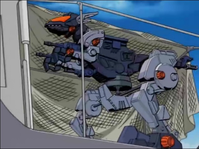 Zoids: Chaotic Century Episode 53