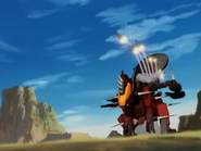 Toge sniper anime