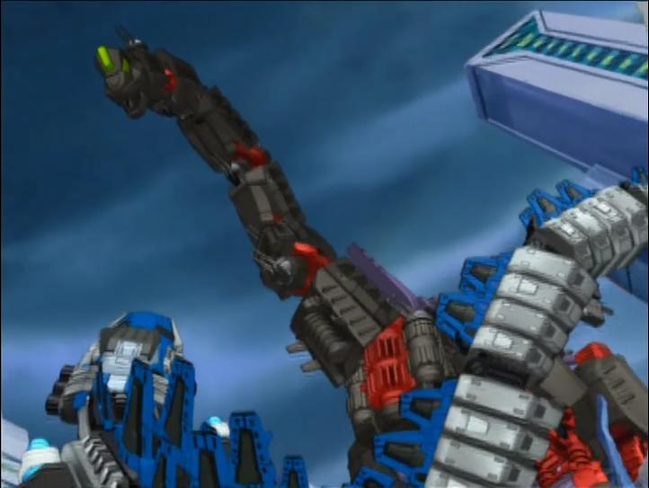 Zoids: Fuzors Episode 23