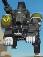 Royal Zaber Fang Anime