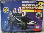 Zoids 2 Stego box front