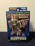 Nightwise box front
