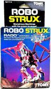 Robo Strux Rado box