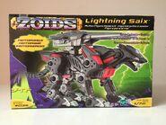 Lightning Saix hasbro box front