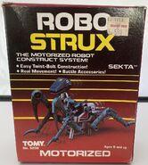 Robo strux Sekta box front