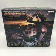 Death Stinger ZS box