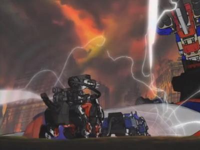 Zoids: Chaotic Century Episode 59