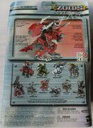 Geno Breaker action figure card back