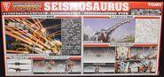 Seismosaurus box back