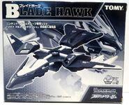 Blade Hawk box front
