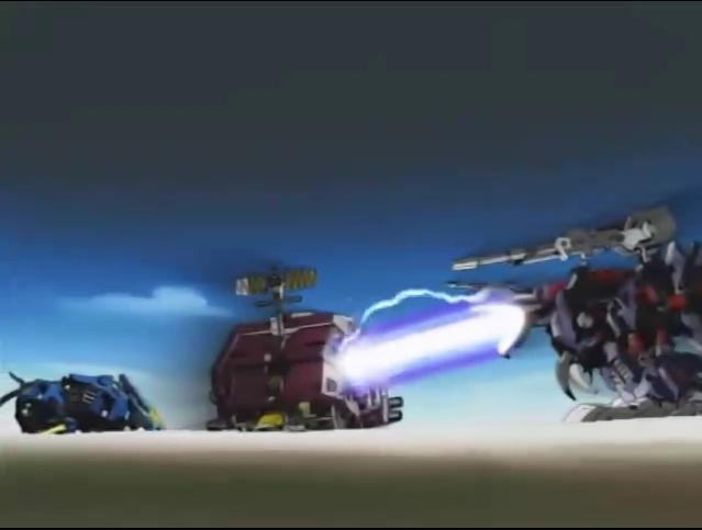 Zoids: Chaotic Century Episode 44