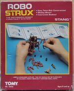 Robo Strux Stang box back