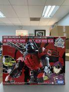 Iron Kong Anime 10th box front