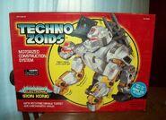 Techno Zoids Iron Kong box front
