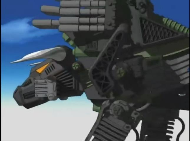 Zoids: Chaotic Century Episode 38