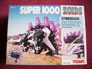 Cyberdon box front