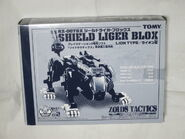 Shield Liger Blox box front