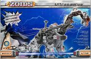 Ultrasaurus hasbro box front