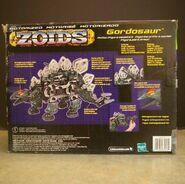 Gordos hasbro box back