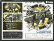 Cannonfort Genesis box back