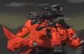Red horn BG anime