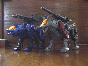 CP06 Zoids Bomber Unit for Pteras or Command Wolf